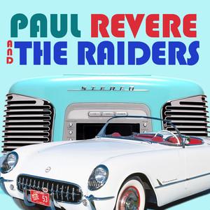 Paul Revere Arizona cover