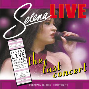 Live The Last Concert Albumcover