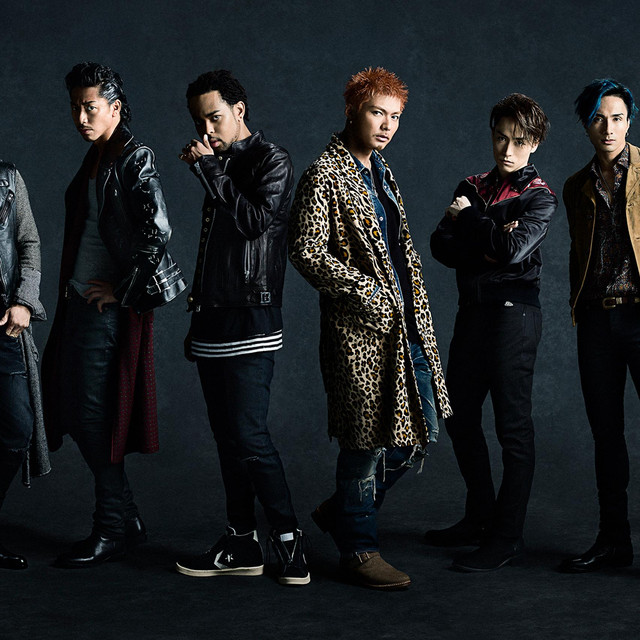 EXILE THE SECONDのライブの画像