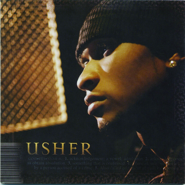 Usher Album Cover Looking 4 Myself Confessions - Interlud...