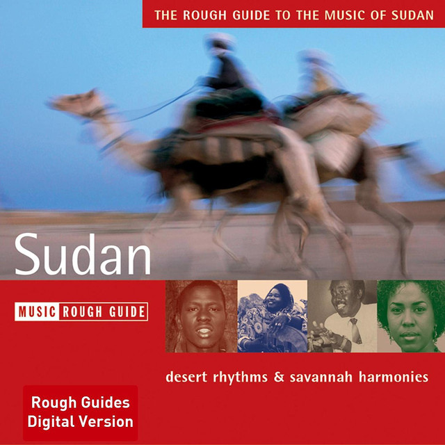 The rough guide to the music of sudan cd (rough guide world music.