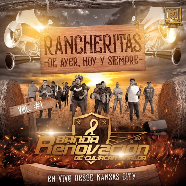 Rancheritas de Ayer, Hoy y Siempre Vol. #1 (En Vivo desde Kansas City)