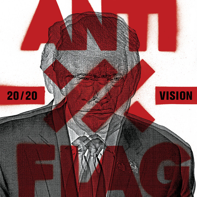 Anti-Flag - 20/20 Vision cover