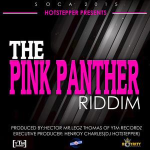 Pink Panther Riddim Albumcover