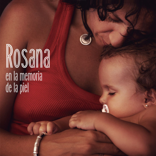 Album cover for En la memoria de la piel by Rosana