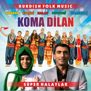 Süper Halaylar (Kurdish Folk Music) Albümü