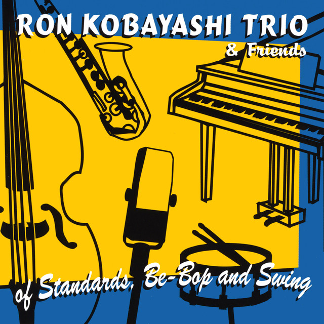 ron kobayashi trio consists - 640×640