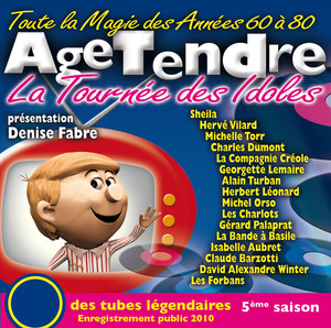 Age tendre… La tournée des idoles, Vol. 5 - Gérard Palaprat