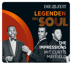Legenden des Soul - Curtis Mayfield & The Impressions