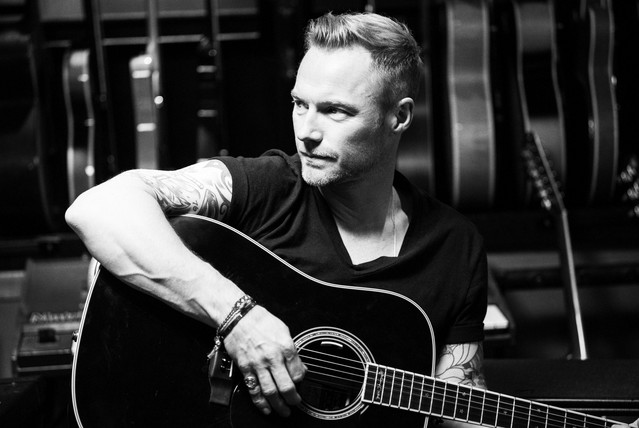 Ronan Keating Last Thing on My Mind cover