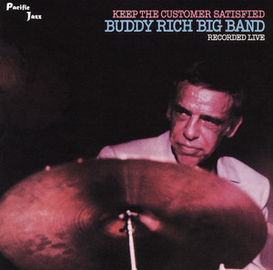 Buddy Rich Body and Soul cover