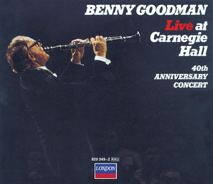 Live at Carnegie Hall: 40th Anniversary Concert album