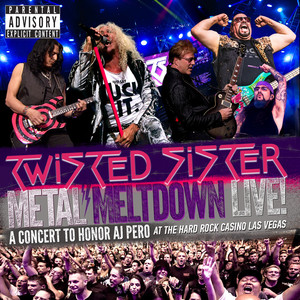 Metal Meltdown (Live) album