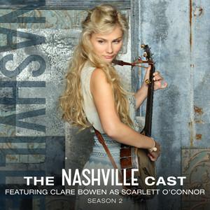 Clare Bowen As Scarlett O'Connor, Season 2 Albumcover