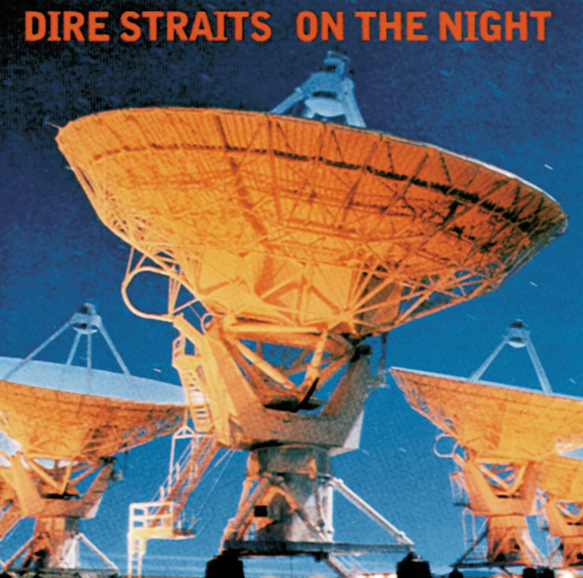 Dire Straits On The Night (Remastered) album cover