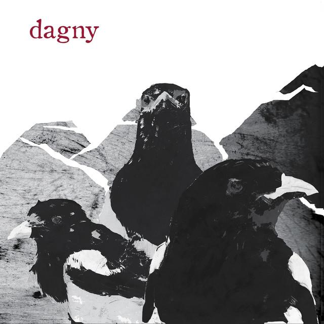 Skivomslag för Dagny: Dagny