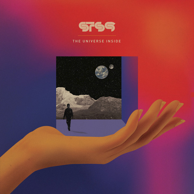 Album cover for The Universe Inside by STS9