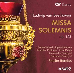 Beethoven: Missa solemnis, Op. 123 Albümü