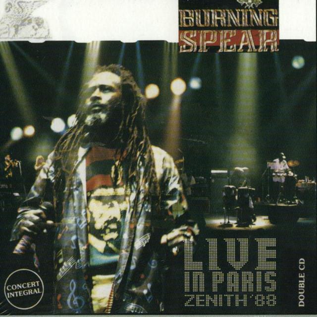 Live In Paris- Zenith'88 Vol 2