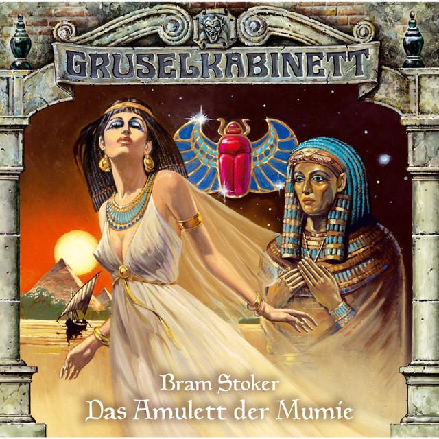 Folge 2: Das Amulett der Mumie Cover