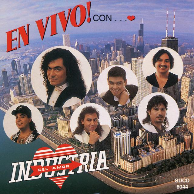 En Vivo Con Industria Del Amor Albumcover