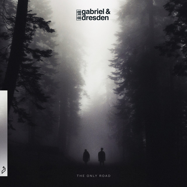 Album cover for The Only Road by Gabriel & Dresden