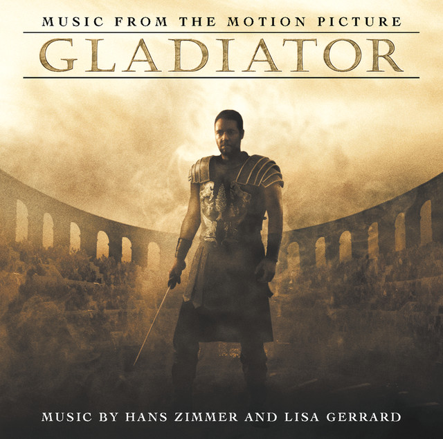 Gladiator - Music From The Motion Picture Albumcover