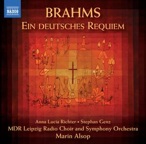 Brahms: Ein deutsches Requiem (A German Requiem) album