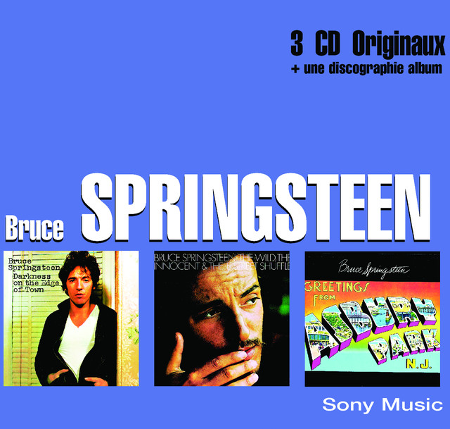 The angel a song by bruce springsteen on spotify the angel m4hsunfo Gallery