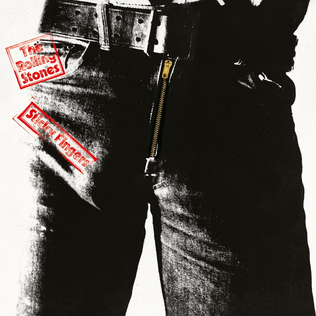 Sticky Fingers (Deluxe) Albumcover
