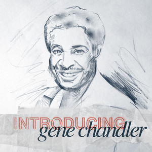 Introducing - Gene Chandler Albumcover