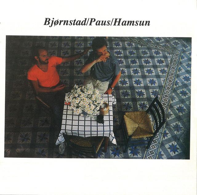 Hamsun Albumcover