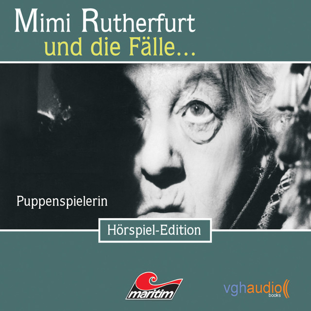 Folge 3: Puppenspielerin Cover