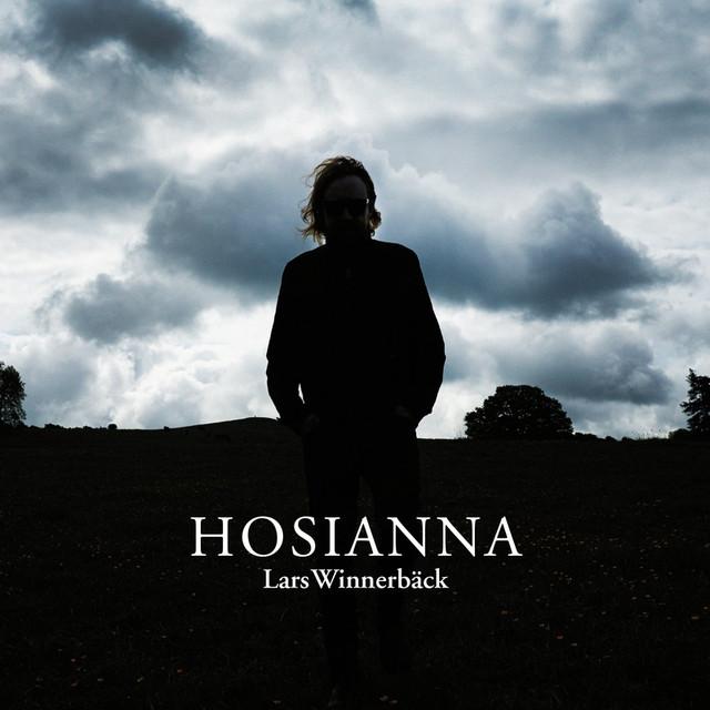 Skivomslag för Lars Winnerbäck: Hosianna