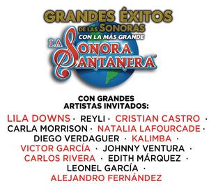 Grandes Éxitos de las Sonoras, Con la Más Grande, La Sonora Santanera album