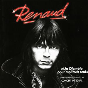 Un Olympia pour moi tout seul (Live) album