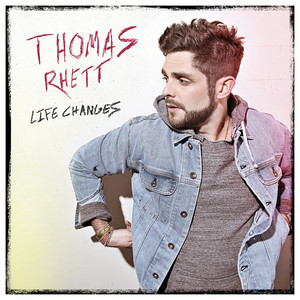 Thomas Rhett Leave Right Now cover