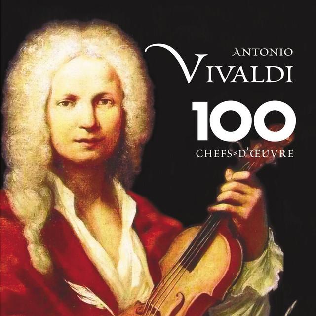 100 Best Vivaldi Albumcover
