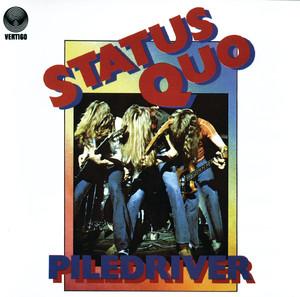 Piledriver Albumcover