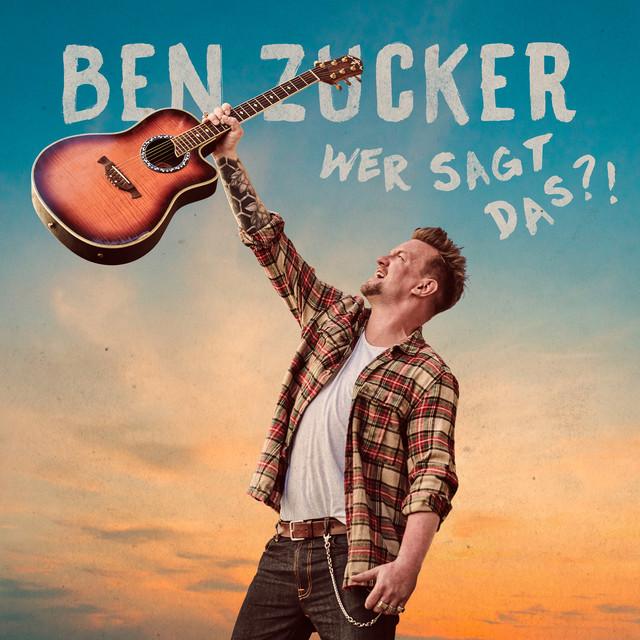 Album cover for Wer sagt das?! by Ben Zucker