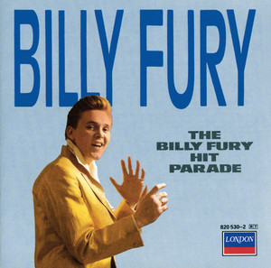 The Billy Fury Hit Parade album