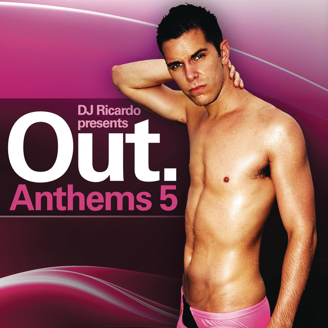 Various Artists DJ Ricardo Presents Out Anthems 5 album cover