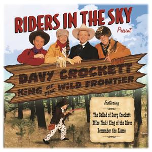 Davy Crockett, King of the Wild Frontier album