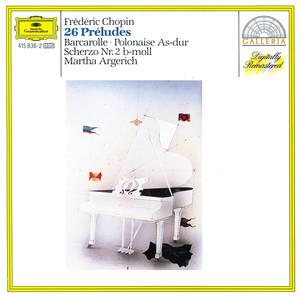 Chopin: 26 Preludes Albumcover