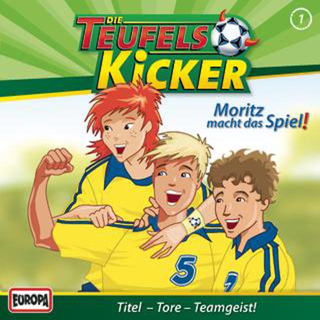 01 - Moritz macht das Spiel Cover