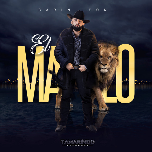 Album cover for El Malo by Carin Leon
