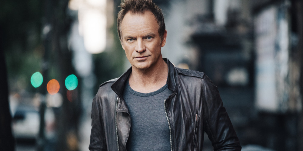 Sting tickets and 2018 tour dates