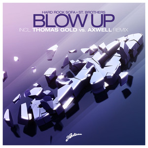 Copertina di Hard Rock Sofa - Blow Up - Thomas Gold Vs Axwell Remix