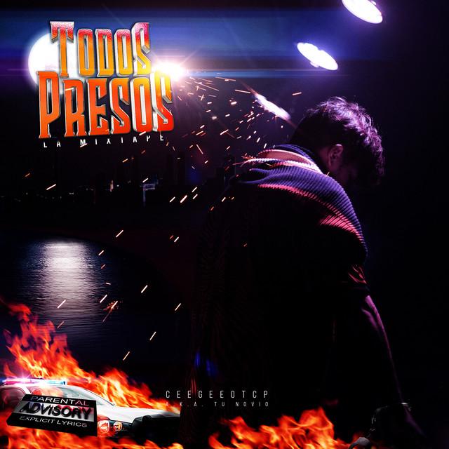 Album cover for Todos Presos {TDPS} by Cecilio G.