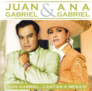 Los Gabriel...Cantan A México Albumcover